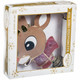 Rudolph Lighted Tree Topper Packaged View
