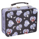 Nightmare Before Christmas Tin Tote Lunch Box  back