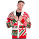 Sweet Treats Ugly Christmas Sweater Cardigan - men