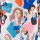 Canadian Pop Icons Adult Onesie Pajamas