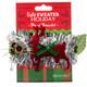 Ugly Holiday Tinsel Bracelet  reindeer package