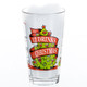 12 Drinks of Christmas 16 oz Pint Glass Front View