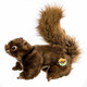 SQUIRREL! Christmas Vacation Attacking Squirrel Puppet