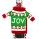 Joy Wine Bottle Ugly Sweaters
