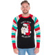 Don't Stop Believing Ugly Sweater on Him