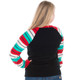 Don't Stop Believing Ugly Sweater Rear