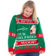 Buzz Your Girfriend Woof Home Alone Sweater