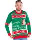 Buzz Your Girlfriend, Woof Christmas Sweater