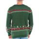 Major Award Ugly Sweater Rear