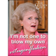 Golden Girls Rose Vetugenflunken magnet