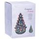 Musical Ceramic Christmas Tree with Box
