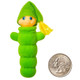 Glo Worm with coin