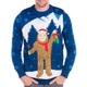 Romantic Sasquatch Ugly Sweater (His & Hers) by Tipsy Elves
