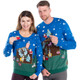 Nativity Scene Ugly Christmas Sweater
