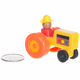 World's Smallest Fisher Price Littler People Vehicles Tractor