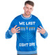Men's We Last Eight Days Ugly Sweater