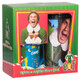 Elf the Movie Combo Set of Travel & Ceramic Mugs Boxed View