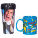 Elf the Movie Combo Set of Travel & Ceramic Mugs Unboxed View