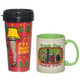 A Christmas Story Combo Set of Travel & Ceramic Mugs Unboxed View