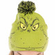 The Grinch Green Cuff Knit Toque Model