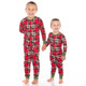 Holiday Moose Family Jammies - brothers