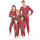 Holiday Moose Family Jammies - All