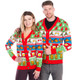 The Nightcap Before Christmas Cardigan Sweater Couple