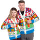 Tacky Christmas Sweaters for couples Canada