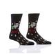 Nog Men's Crew Socks by Yo Sox Foot