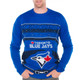 MLB TO Blue Jays Light Up Sweater Close Up