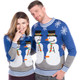 Couples Tacky Christmas Sweaters