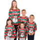 Let It Snow Matching Ugly Sweater Shirt for Youth - Group