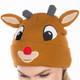 Rudolph Big Face Cuff Knit Toque  Model