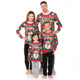 Let It Snow Matching Ugly Sweater Shirt for Women - Family