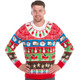Got Milk and Cookies Ugly Christmas Sweater Men's - World's Best