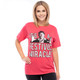 Red Festivus T-Shirt on Her