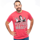 Red Festivus T-Shirt on Him