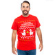 Fortnite Before Christmas Red T-Shirt
