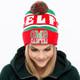 Elf Pom Pom Toque