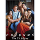 Friends Cast Brick Wall Flat Magnet