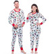 Adult Hockey Night in the Wild Union Suit PJs by Hatley