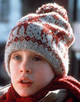 Kevin McAllister wearing his reindeer toque in Home Alone