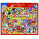 The Holidays - 1,000 Piece Jigsaw Puzzle by White Mountain