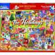 Retro Holidays - 1,000 Piece Jigsaw Puzzle by White Mountain