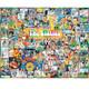 The Sixties - 1,000 piece Jigsaw Puzzle