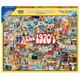 The 1970's Jigsaw Puzzle by White Mountain