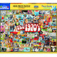 The 1970s - 1,000 Piece Jigsaw Puzzle by White Mountain