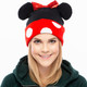 Minnie Mouse Toque with Bow