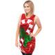Candy Cane Sequin Dress