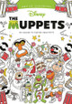 Art of Colouring: Muppets: 100 Images to Inspire Creativity
